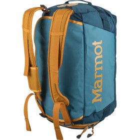 Marmot Long Hauler Duffel - Sac de voyage - Small bleu